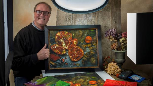 Timaru photographer Simon Schollum has won the still life category of the International Garden Photographer Of The Year ...