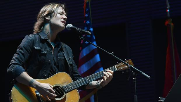 Keith Urban had been performing in New Jersey when Ruth Reed mistook him for a down-and-outer
