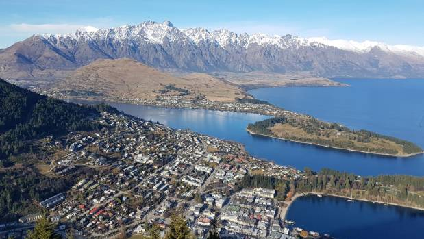About 15 per cent of Queenstown property is overseas owned, with Australians making up half that amount.
