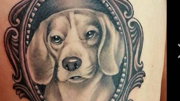Tattoos with ash in ink the new way to remember pets for Ashes in tattoo ink