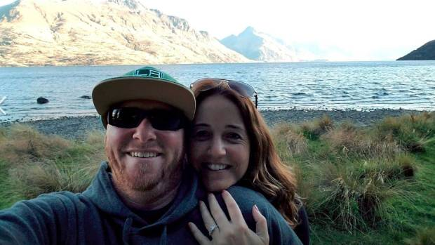 Shooting Nz Image: US Woman Who Got Engaged In New Zealand Among Victims Of