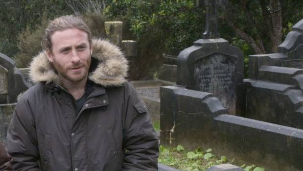 Dean O'Gorman started his journey in a graveyard.
