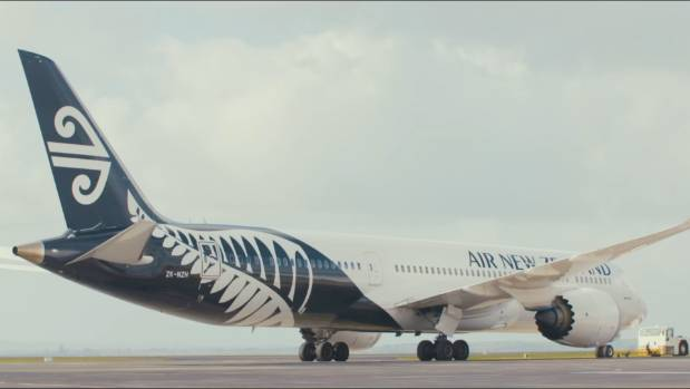 Behind the scenes with Air New Zealand cleaners