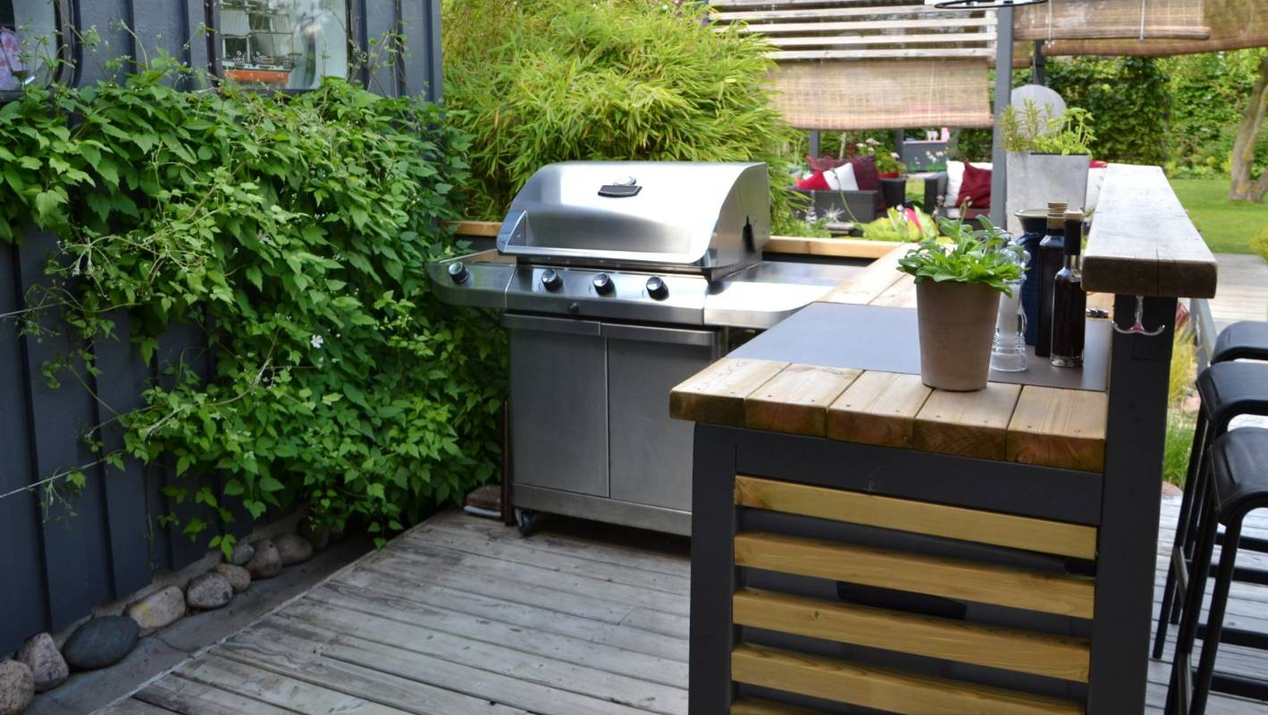 How To Create A No Build Outdoor Kitchen Stuff Co Nz