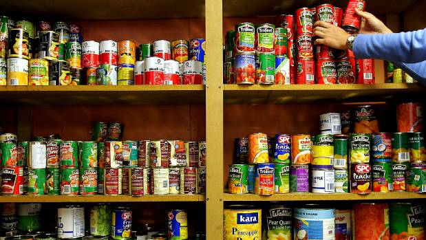 Community organiser, Cissy Rock, is calling on locals west Aucklanders to donate non-perishables including cans and ...