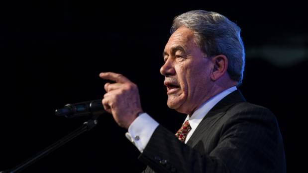New Zealand 'kingmaker' starts coalition talks with National, Labour
