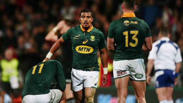 The Springboks were shattered the last time they played the All Blacks.