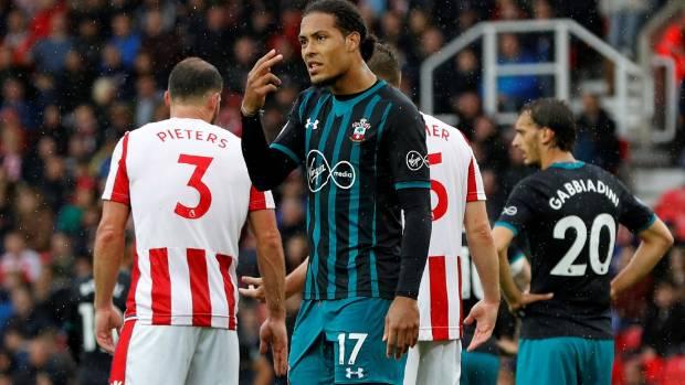 Liverpool Must Sign Van Dijk In the Winter Transfer Window