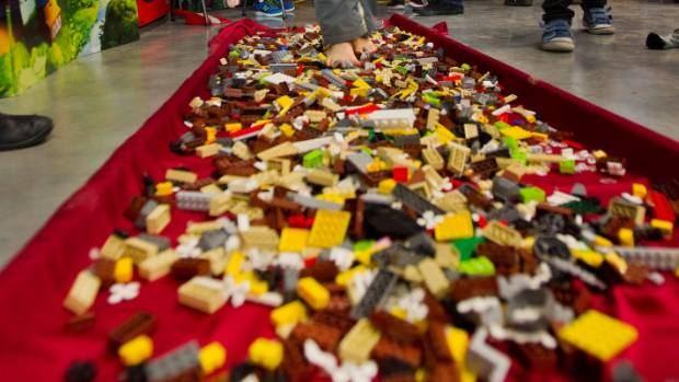 2499 pieces of Lego littered our floor. I stood on four of them, and vacuumed them up out of spite.