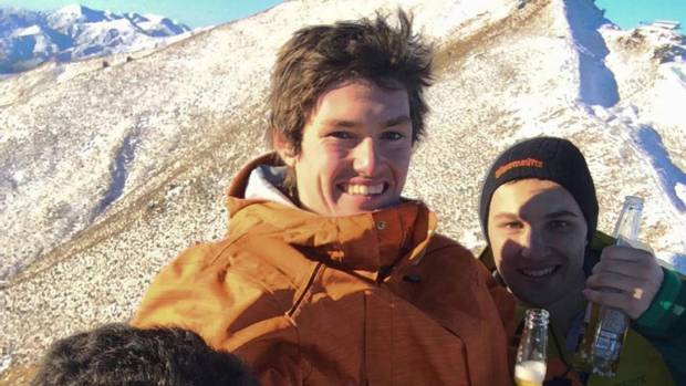 James Teague, an Australian teenager who died during a holiday to Queenstown in 2014.
