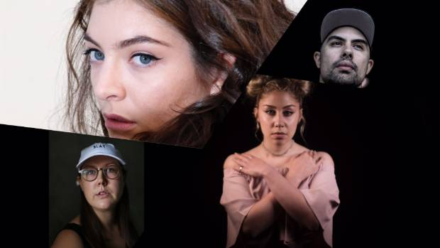 The nominees list for the NZ Music Awards features a lot of Lorde, but this isn't a one artist race.