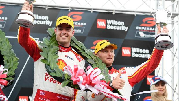 McLaughlin takes record-breaking Bathurst pole