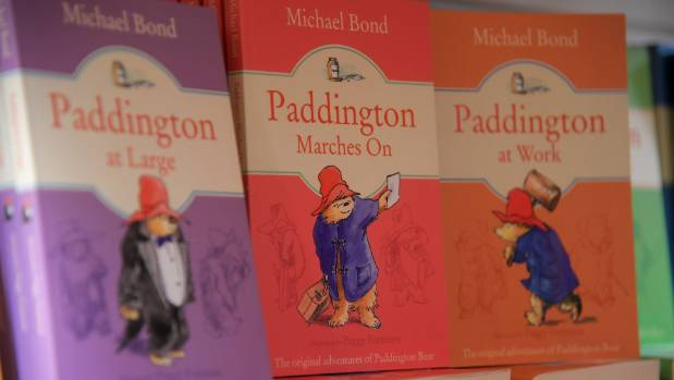 Paddington Bear created by writer Michael Bond is a much-loved book character who travelled the globe.