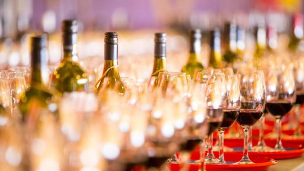 The colour, taste and smell of 1250 wines were assessed for the New World Wine Awards.