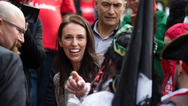 Jacindamania may not have got the Labour Party to the finish line first but it's not over yet.