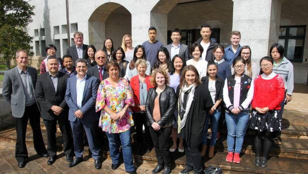 Massey University staff and students, and Auckland Community Accounting collaborators, launched the initiative at the ...