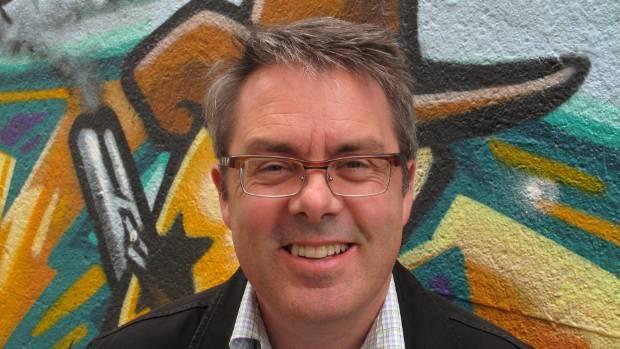 Chris Bourke, author of new music history Good-Bye Maoriland.