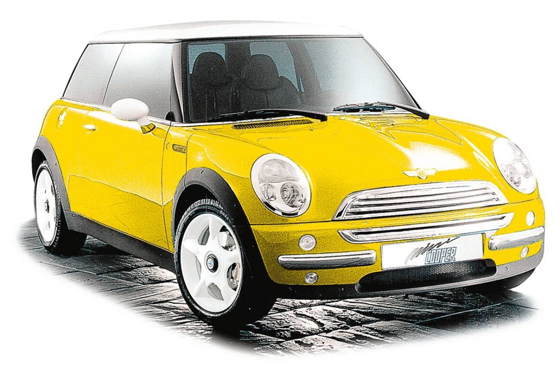 Even Though It Ceased Production 17 Years Ago The Mini Rover