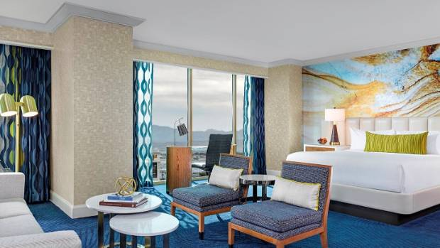 Mandalay Bay Embodied Everything Modern Las Vegas Wanted