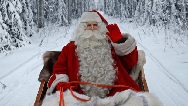 Ho ho ho. Those can't be Santa's real bones they have found in Turkey.