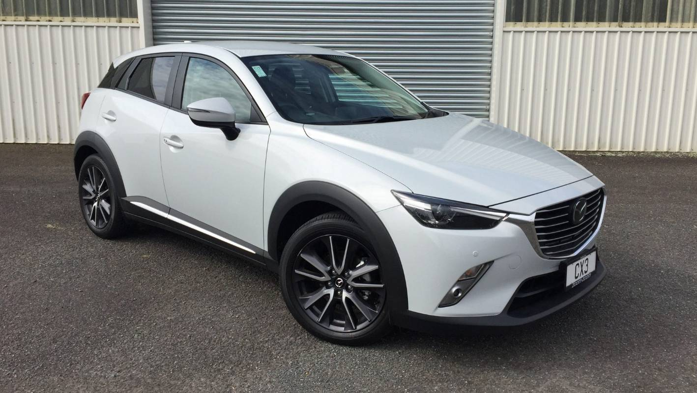 refreshed mazda cx 3 remains one of the best little suvs. Black Bedroom Furniture Sets. Home Design Ideas