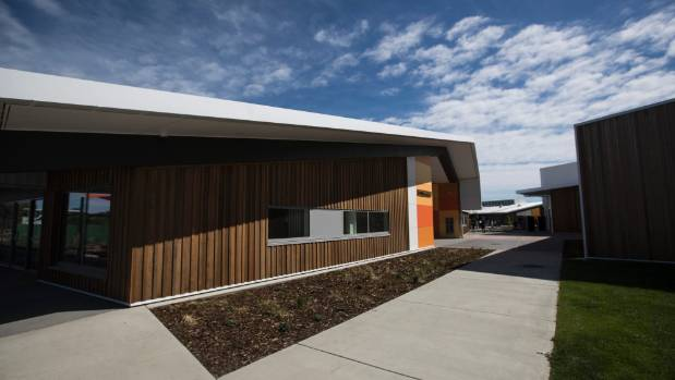 Haeata Community Campus, formed by merging five schools in Aranui together, opened in February this year.