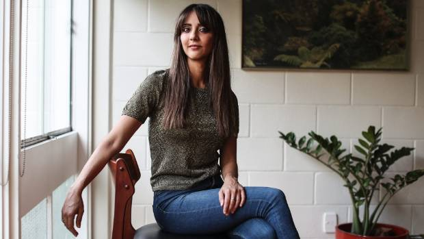 A Middle Easterner, making it to Parliament is gratifying, Golriz Ghahraman, daughter of Iranian political asylum ...