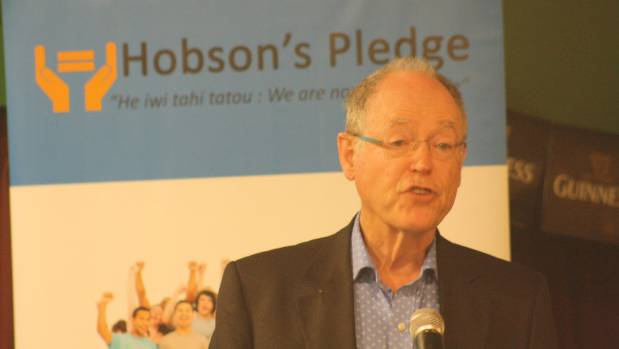 """Under the name """"Hobson's Choice"""", Don Brash and his backers spent large amounts on advertising during this year's ..."""