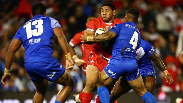 Jason Taumalolo played for Tonga at the last Rugby League World Cup, in 2013, before making his Kiwis debut the ...