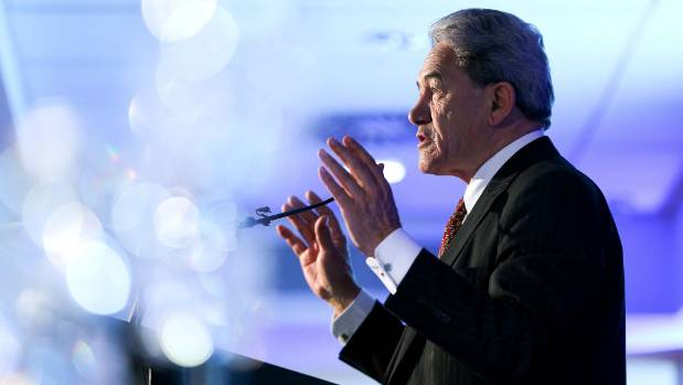 Winston Peters emerges from meeting with Labour, reveals three key issues