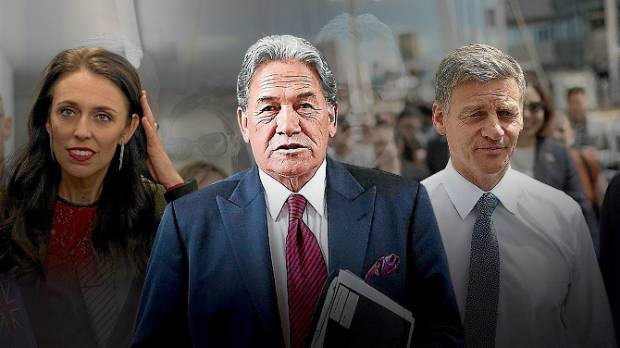 Winston Peters: 'Nothing's changed' on negotiation dates