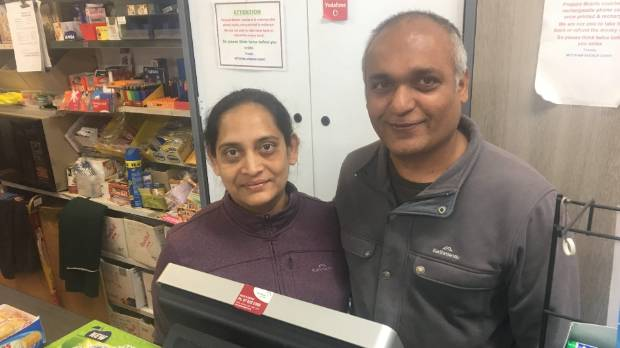 Usha and Dipak Patel have owned the Mitcham Avenue Dairy in Forest Lake for the past 14 years.