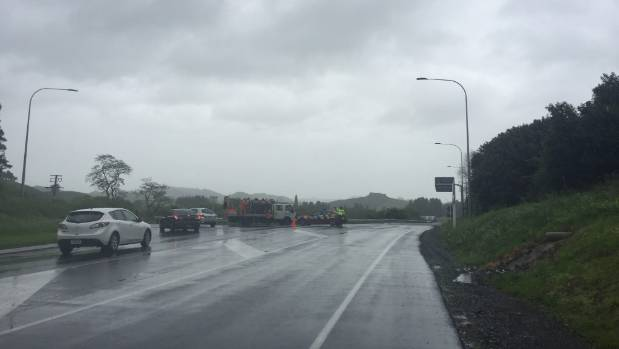 Road closed following serious crash north of Te Kuiti