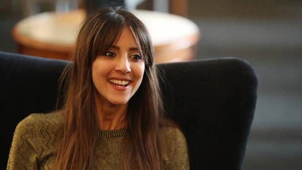 One of the big winners after the special votes were counted was new Green MP Golriz Ghahraman
