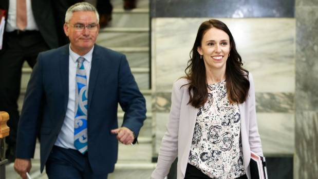 If Jacinda Ardern became prime minister and the economy tanked, she might get an unfair amount of the blame.