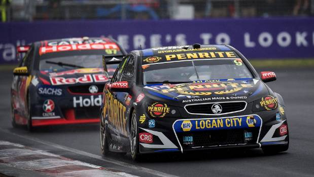 David Reynolds found plenty of pace in his Erebus Holden all weekend.