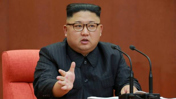 US officials deny the upgrade is in preparation amid increasing tensions with Kim Jong Un's North Korea.