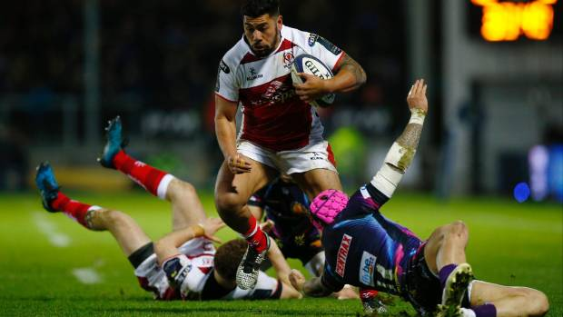 Former All Black Charles Piutau is set to become Britain's highest paid rugby union player at Bristol.