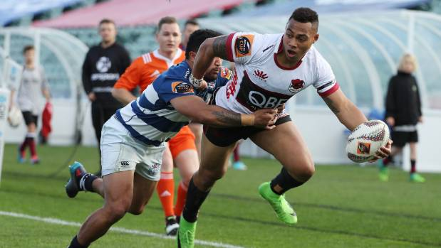 Tevita Li burst onto the scene with the New Zealand Under-20s and remains an exciting prospect.