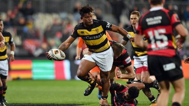 Seta Tamanivalu could be a good prospect of wearing the black jersey again, performing strongly for the Crusaders and ...