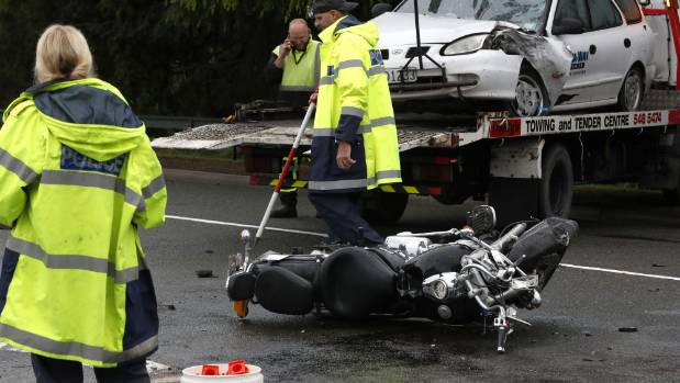 Investigations are continuing into the crash that killed 19-year-old motorcyclist Thomas Armit.
