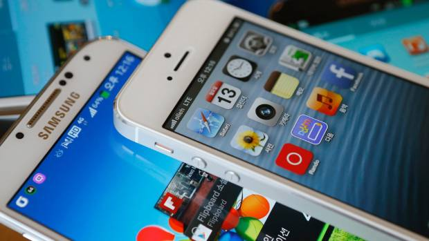 The best way to move your info over from Android to iPhone is with the help of Apple's Move to iOS app, available on the ...