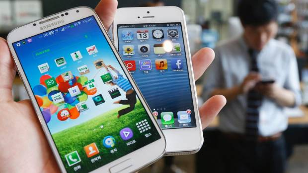 Switching from an iPhone to an Android phone is not that hard.