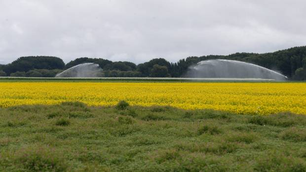 The application of water to land and crops has become much more precise.