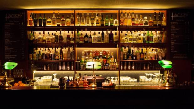 Wellington's Hawthorn Lounge should be considered among the world's best bars, according to one expert.
