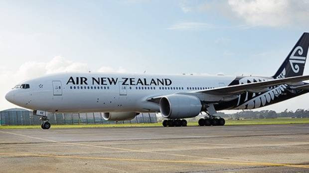 Flight WiFi rollout for Air NZ