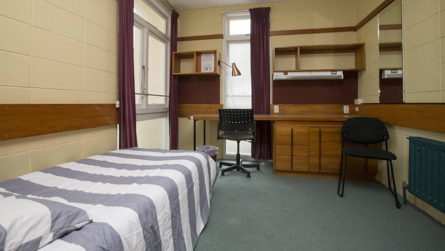 Waikato University Dorm Rooms Open For Sevens Crowd
