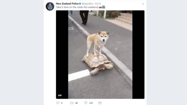 New Zealand police apologise for a massive social media fail