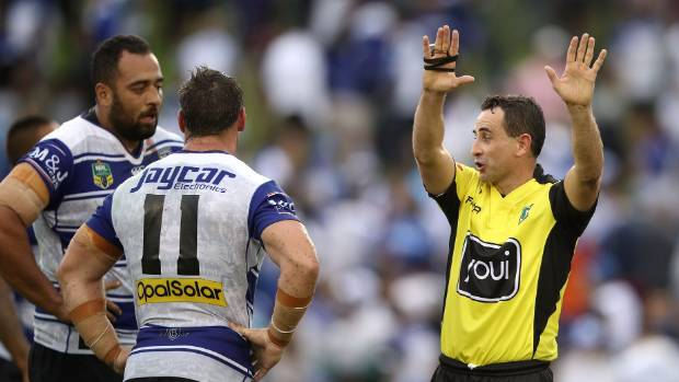 Unlike in the NRL, throwing a punch will not earn a player an automatic trip to the sin bin at the Rugby League World ...