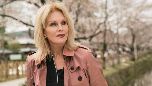 The British actress with deep Kiwi roots. Joanna Lumley visits Japan for a new three-part travel series.